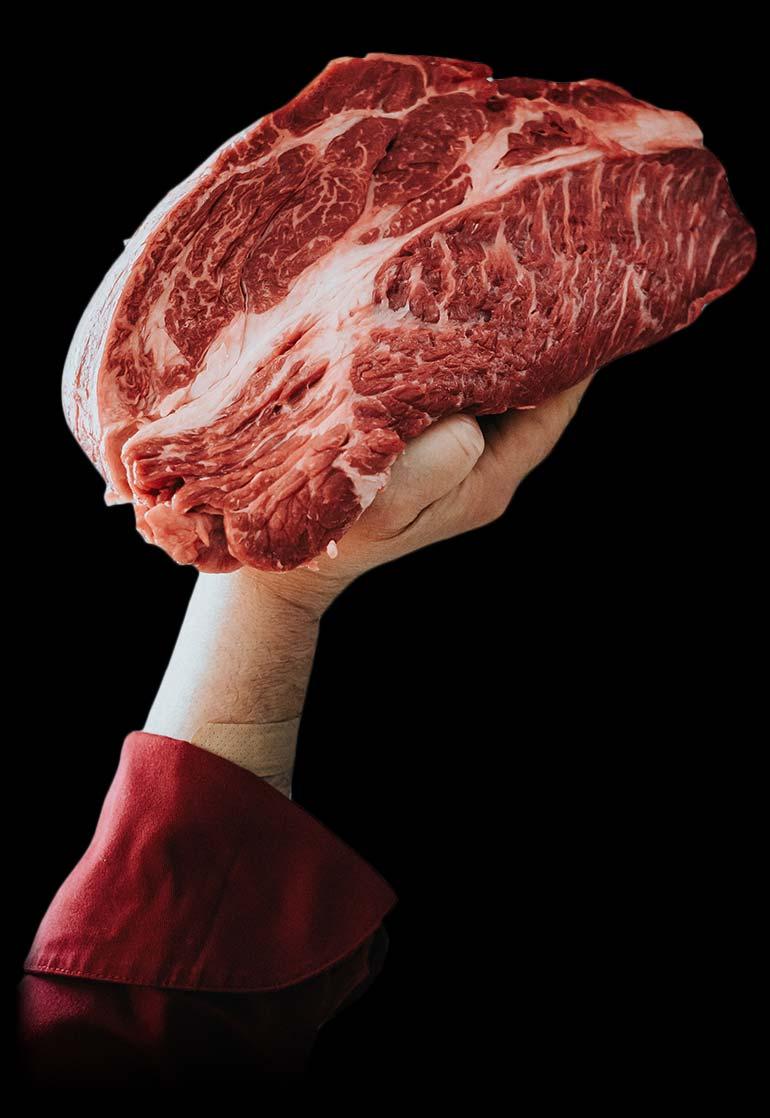 Una carne di ottima qualità si riconosce soprattutto dal sapore